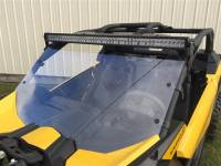 Extreme Metal Products, LLC - Can-AM Maverick X3 LED Light Bar Bracket Set