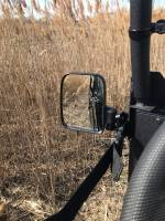 Extreme Metal Products, LLC - Mahindra Roxor Folding Mirror Set