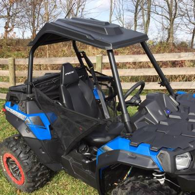 """Extreme Metal Products, LLC - Polaris ACE """"Cooter Brown"""" Top"""