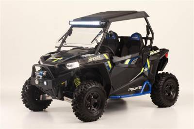"Extreme Metal Products, LLC - ""Cooter Brown"" RZR Top Fits: XP1K, 2016-18 RZR 1000-S and 2015-18 RZR 900"
