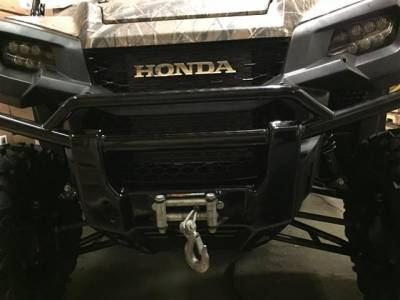 Extreme Metal Products, LLC - Pioneer 1000 Winch Mount - Image 1