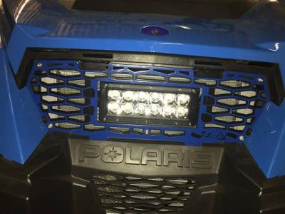 Extreme Metal Products, LLC - Polaris General Grill with LED Light Bar