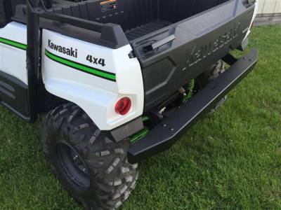 Extreme Metal Products Kawasaki Tery4 Rear Bumper from EMP 12310