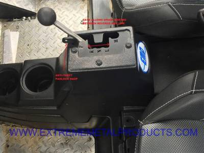 "Extreme Metal Products, LLC - RZR ""Gated Speed Shifter"" - Image 1"