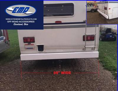 Extreme Metal Products, LLC - Jayco Grayhawk, E450 Chassis RV Motor Home Bumper