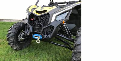 Extreme Metal Products, LLC - Can-Am Maverick X3 Winch Mount