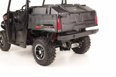 Extreme Metal Products, LLC - Mid-Size Ranger Extreme Rear Bumper - Image 1