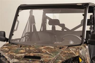 Extreme Metal Products, LLC - Ranger XP900, Full Size Ranger XP570 and Ranger XP1000 Hard Coat Windshield - Image 1