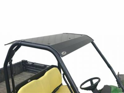 Extreme Metal Products, LLC - John Deere Gator 625i and 825i Aluminum Top/Roof