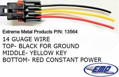 Extreme Metal Products, LLC - Polaris Ranger/RS1 Pulse Bar Plug