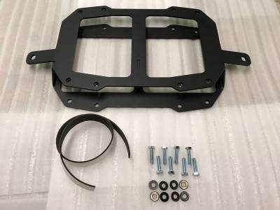 Extreme Metal Products, LLC - Jeep JL Tire Relocation Bracket - Image 1