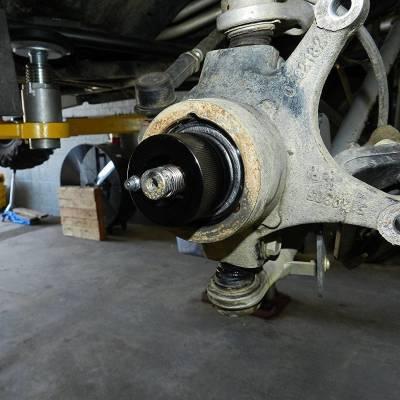 Extreme Metal Products, LLC - RZR/General/Ranger Wheel Bearing Greasing Tool