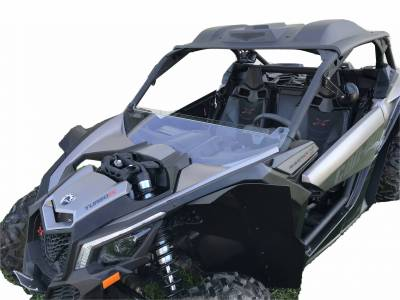 """Extreme Metal Products, LLC - Can-Am Maverick X3 """"Cooter Brown"""" Top/Roof - Image 1"""