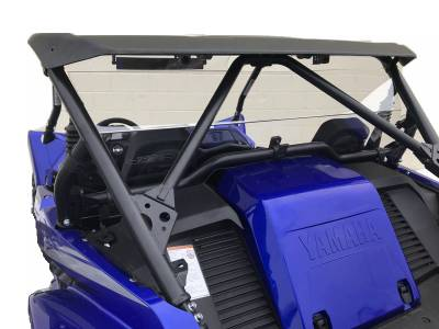 Extreme Metal Products, LLC - 2019 Yamaha YXZ Rear Panel/Dust Stopper - Image 1
