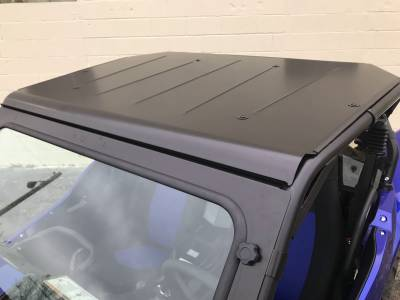 Extreme Metal Products, LLC - 2019 Yamaha YXZ Aluminum Top