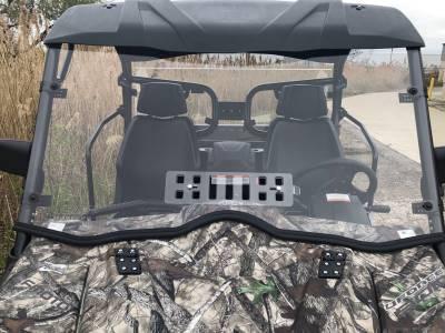 13863 CF Moto Uforce windshield 1