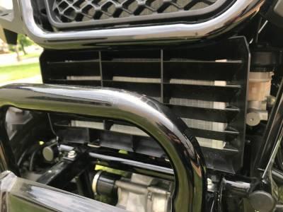 honda pioneer 500 radiator screen
