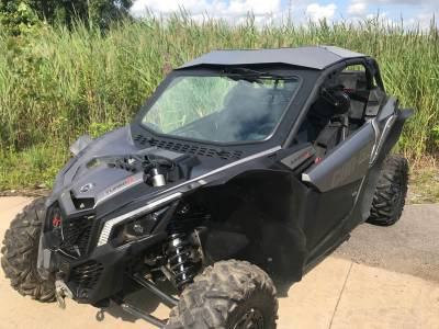 13937 can-Am X3 Stealth top