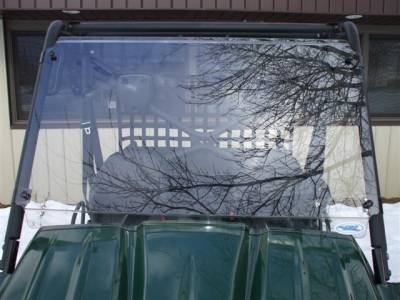 Extreme Metal Products, LLC - Teryx Full Windshield - Image 1