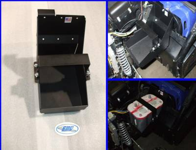 Extreme Metal Products, LLC - Rhino Battery Tray - Image 1
