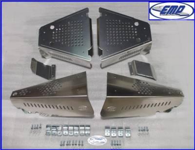 Extreme Metal Products, LLC - Ranger Aluminum CV Boot / A-Arm Guards