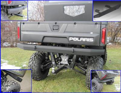 Extreme Metal Products, LLC - Ranger Extreme Rear Bumper - Image 1