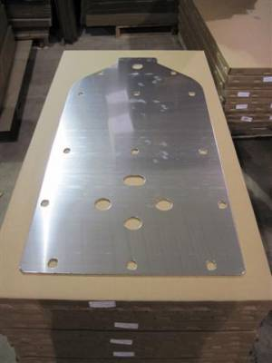 Extreme Metal Products, LLC - Mid-Size Ranger Full Belly Skid Plate