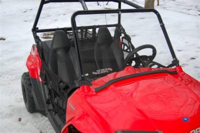 Extreme Metal Products, LLC - RZR 170 Full Windshield - Image 1