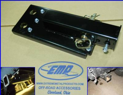 """Extreme Metal Products, LLC - Ranger Front 2"""" Plow Mount - Image 1"""
