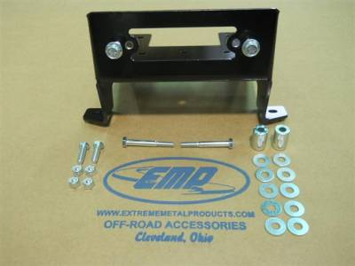 Extreme Metal Products, LLC - Commander Winch Mount - Image 1