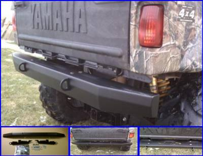 Extreme Metal Products, LLC - Rhino Rear Bumper - Image 1