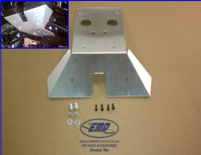 Extreme Metal Products, LLC - Commander Front Skid Plate
