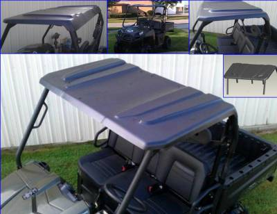 Extreme Metal Products, LLC - UTV Cooter Brown Universal Top