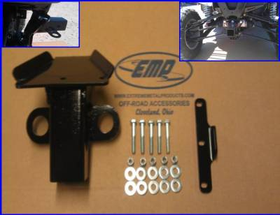 """Extreme Metal Products, LLC - Wildcat 1000 Rear 2"""" Receiver Hitch"""