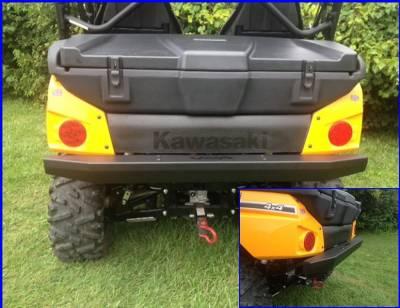Extreme Metal Products, LLC - Teryx-4 Rear Bumper