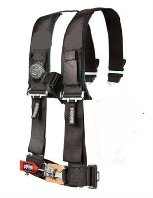 UTV Black 4-Point Harness