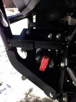 Extreme Metal Products, LLC - Pioneer 700 Winch Mount - Image 3