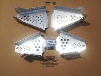 Extreme Metal Products, LLC - Pioneer 700 CV Boot/ A-Arm Guards - Image 2