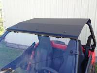 "Extreme Metal Products, LLC - Arctic Cat Wildcat Trail (50"" wide) and Wildcat Sport Aluminum Top"