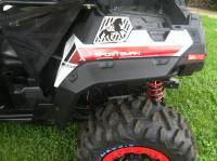 Extreme Metal Products, LLC - Polaris ACE Fender Extensions/Fender Flares - Image 2