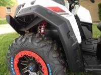 Extreme Metal Products, LLC - Polaris ACE Fender Extensions/Fender Flares - Image 4