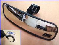 "Can-Am - Commander - Extreme Metal Products, LLC - 13"" Wide Panoramic Rear view Mirror for 2"" Bars"