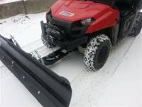"Mid-Size Ranger 72"" Snow Plow"