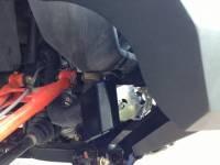 Maverick Front Frame Gusset/Radiator Hose Guard