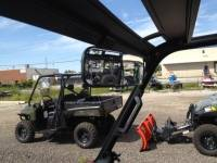 """2015-2016 Ranger 13"""" Panoramic Mirror/Ranger XP900  (with Pro-Fit Cage)"""