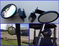 Extreme Metal Products, LLC - Polaris Ranger Side Mirrors - Image 2
