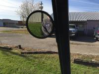 Extreme Metal Products, LLC - Polaris Ranger Side Mirrors - Image 3
