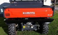 Rear Bumper, Kubota RTV X1100C and RTV X1120D
