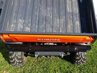 Extreme Metal Products, LLC - Rear Bumper, Kubota RTV X1100C and RTV X1120D - Image 5