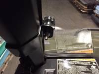 Extreme Metal Products, LLC - 2015-21 Mid-Size/2-Seat Polaris Ranger Hard Coated Windshield - Image 3